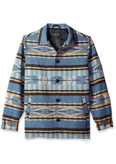 Pendleton Men's Long Sleeve Surf Shirt Jacket  LG