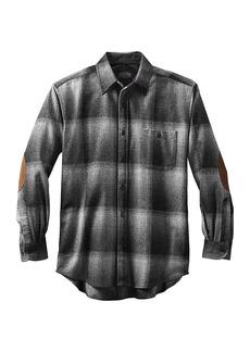 Pendleton Men's Long Sleeve Trail Shirt w/ Elbow Patch