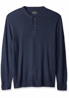 Pendleton Men's Magic Wash Merino Henley Shirt  XL