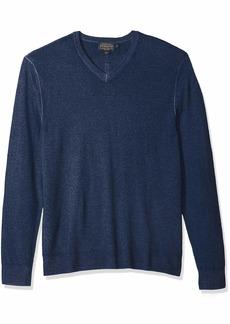Pendleton Men's Magic Wash Merino Vee Neck Shirt  XL