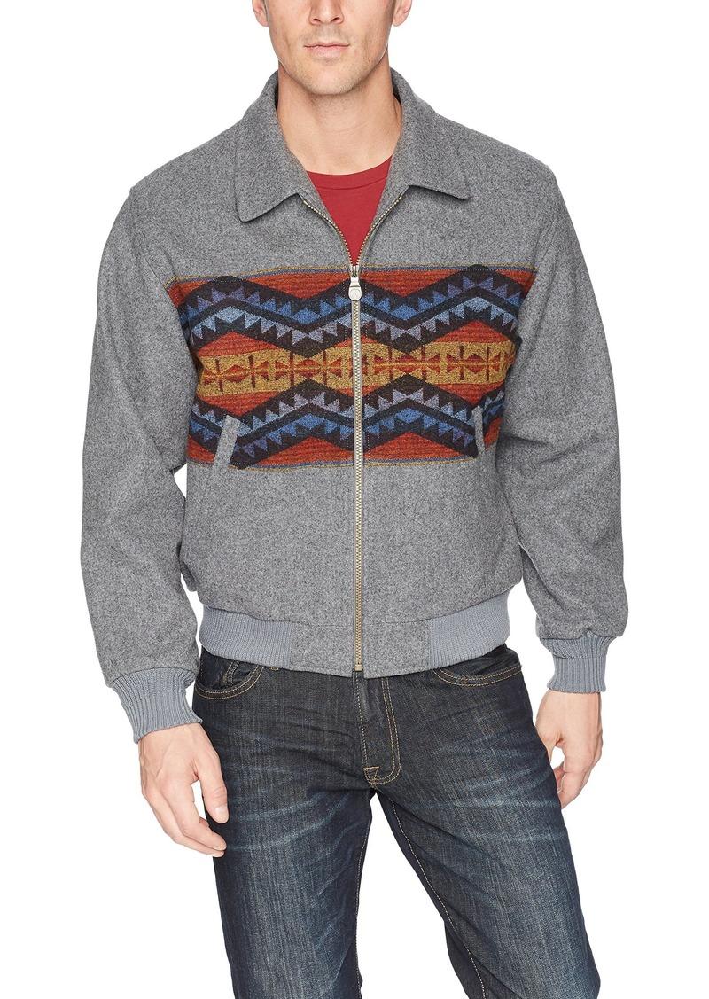 Pendleton Men's Pieced Big Horn Jacket  MD