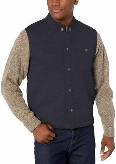 Pendleton Men's Quilted Knit Vest  MD