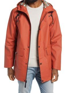 Pendleton Men's Seal Rock Waterproof Zip-Up Hooded Rain Jacket