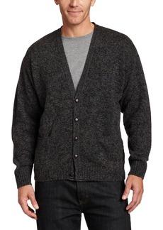 Pendleton Men's Shetland Cardigan Sweater  LG