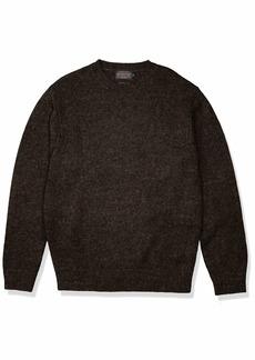Pendleton Men's Shetland Crew Neck Sweater  LG
