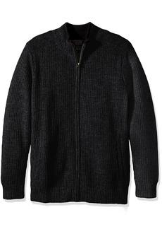 Pendleton Men's Shetland Full-Zip Cardingan Sweater  XXL