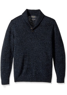 Pendleton Men's Shetland Shawl Collar Oullover Sweater  XL