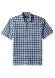 Pendleton Men's Short Sleeve Bonneville Outdoor Shirt  LG
