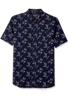 Pendleton Men's Short Sleeve Classic-Fit Kay Street Shirt  MD