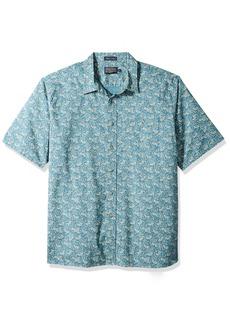 Pendleton Men's Short Sleeve Classic-fit Kay Street Shirt  XXL
