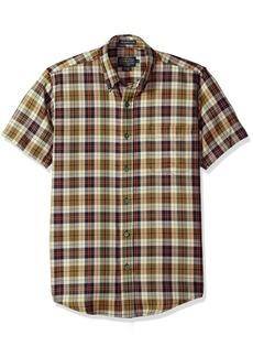 Pendleton Men's Short Sleeve Wool-lin Shirt  XL