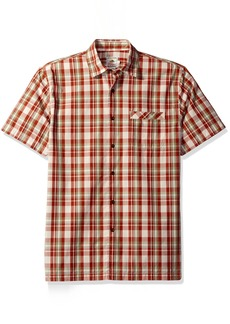 Pendleton Men's Ss Surf Shirt Plaid