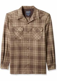 Pendleton Men's Tall Size Long Sleeve Board Shirt  LG
