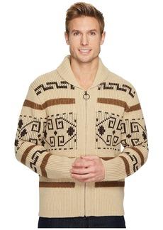 Pendleton Men's The Original Westerley Zip Up Cardigan Sweater