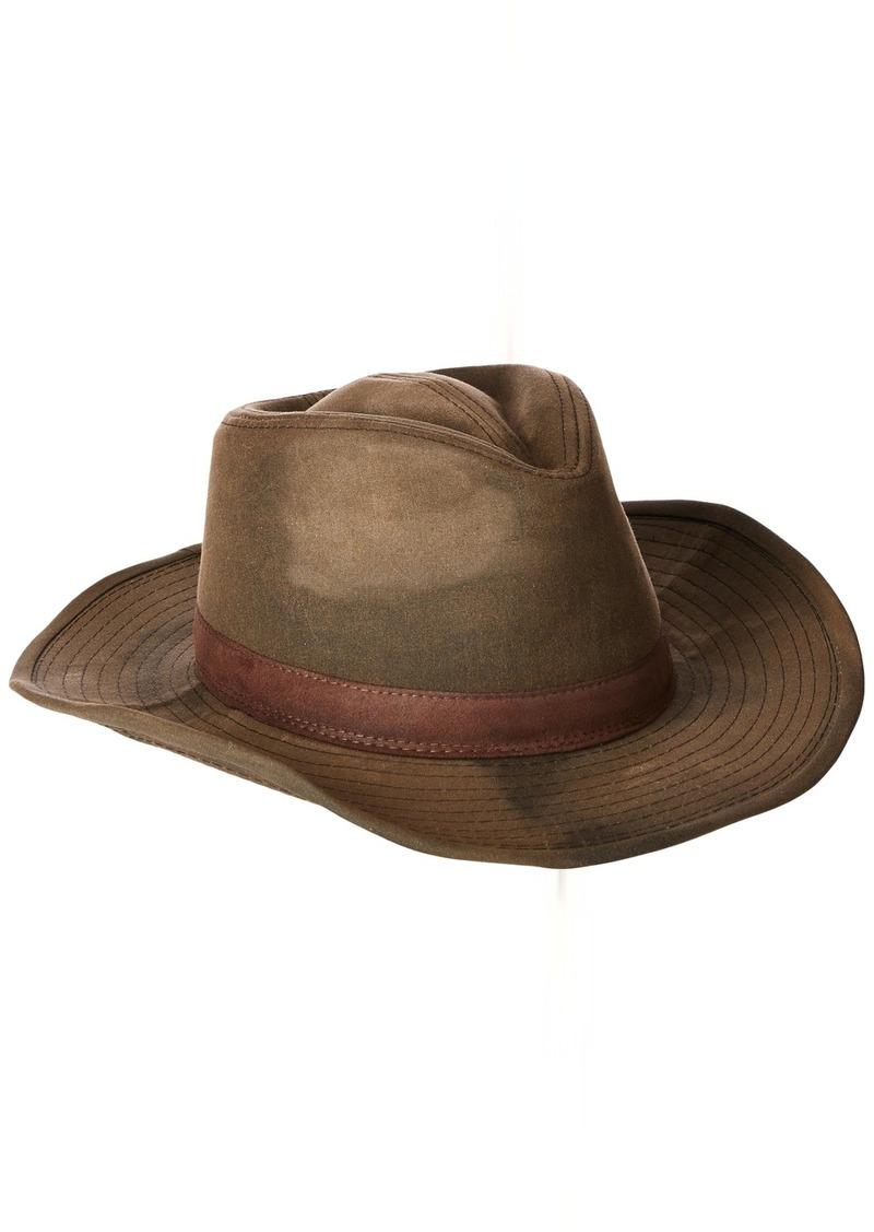 d1dced716bd53 On Sale today! Pendleton Pendleton Men s Waxed Cotton Outback Hat