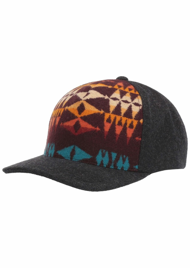 Pendleton Men's Wool Baseball Hat  ONE Size