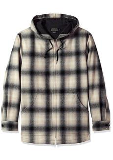 Pendleton Men's Wool Hoody  LG