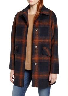 Pendleton Mercer Island Wool Blend Coat