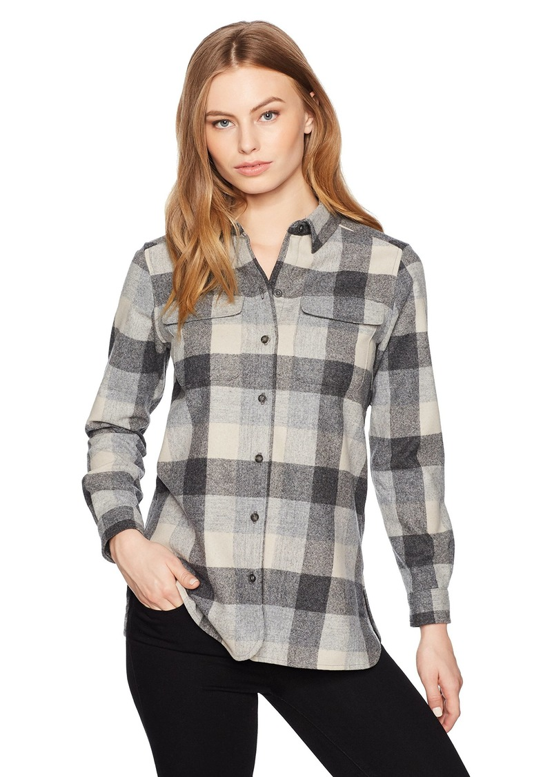 Pendleton Petite Size Women's Umatilla Wool Board Shirt  MD