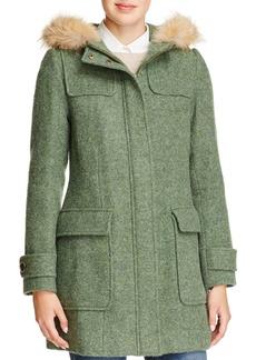 Pendleton Portland Fur Trim Jacket