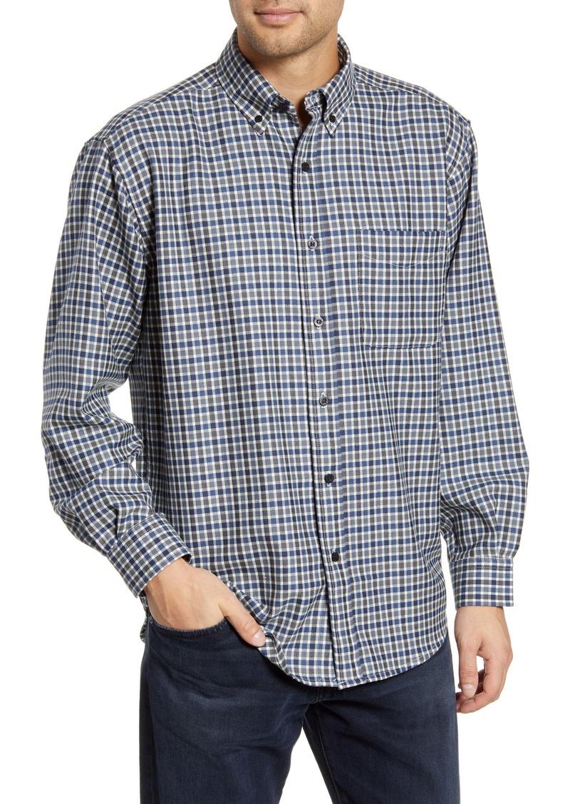 Pendleton Regular Fit Button-Down Wool Shirt