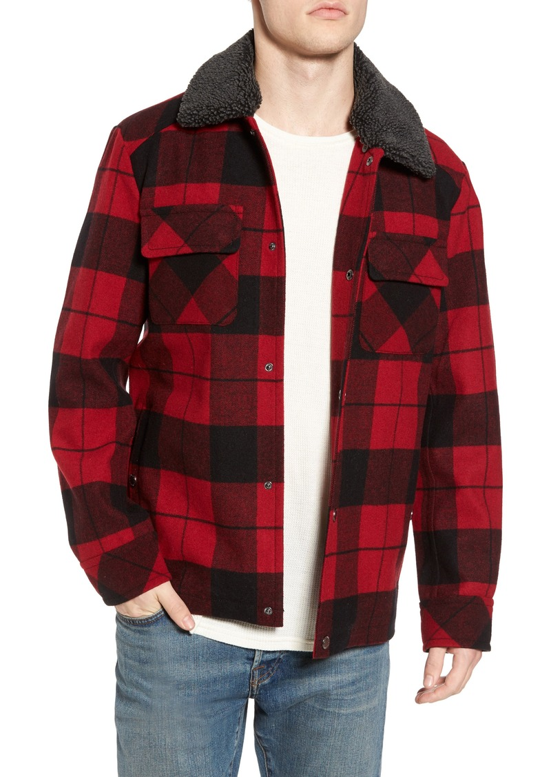 Pendleton Rock Springs Wool Blend Jacket
