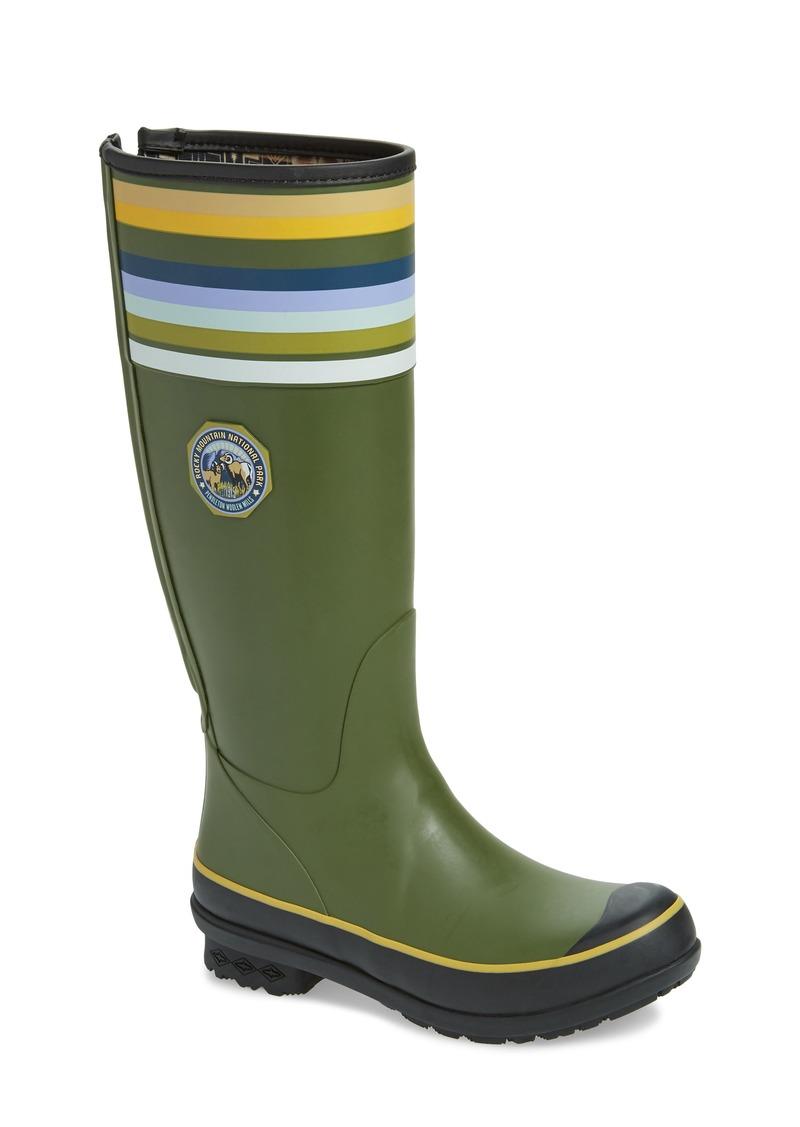 National Mountain Bootwomen Rain Tall Rocky Park vwNmnO80