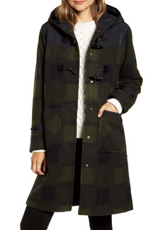 Pendleton Sandy Hooded Duffle Coat