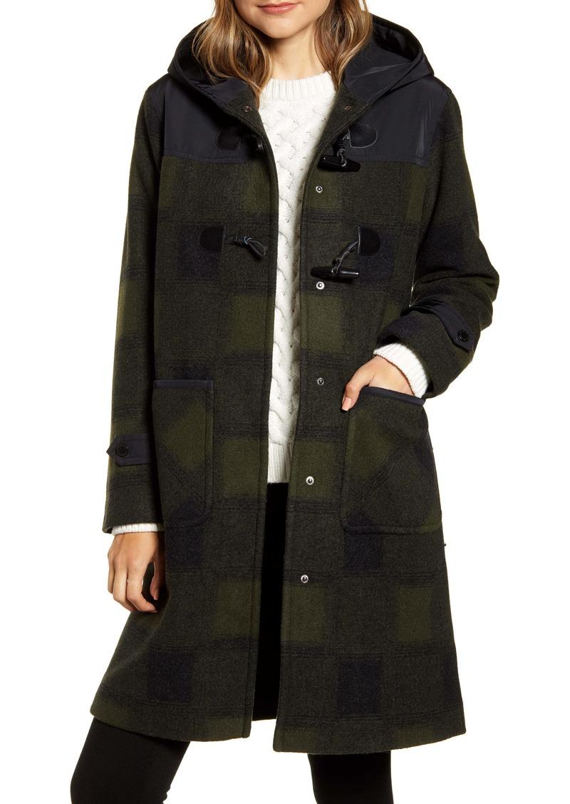 Pendleton Sandy Hooded Duffle Coat