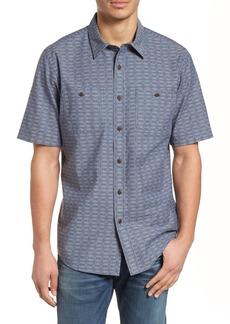 Pendleton Short Sleeve Chambray Shirt