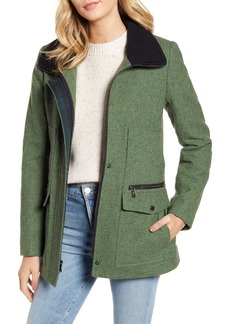 Pendleton Timberline Wool Blend Coat