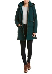 Pendleton Townsend Iconic Plaid-Lined Coat