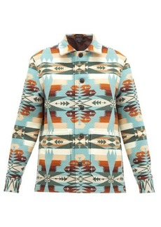 Pendleton Walking Rock wool-blend jacket