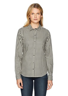 Pendleton Women's Audrey Fitted Cotton Shirt  M