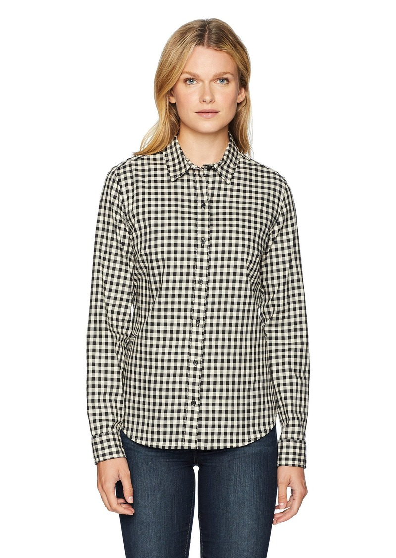 Pendleton Women's Audrey Fitted Cotton Shirt  XL