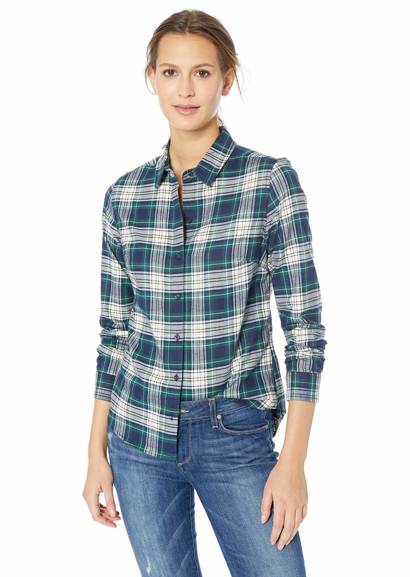 Pendleton Women's Audrey Fitted Flannel Shirt  SM