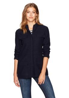 Pendleton Women's Boiled Wool Military Jacket  XL