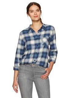 Pendleton Women's Boyfriend Flannel Shirt  S