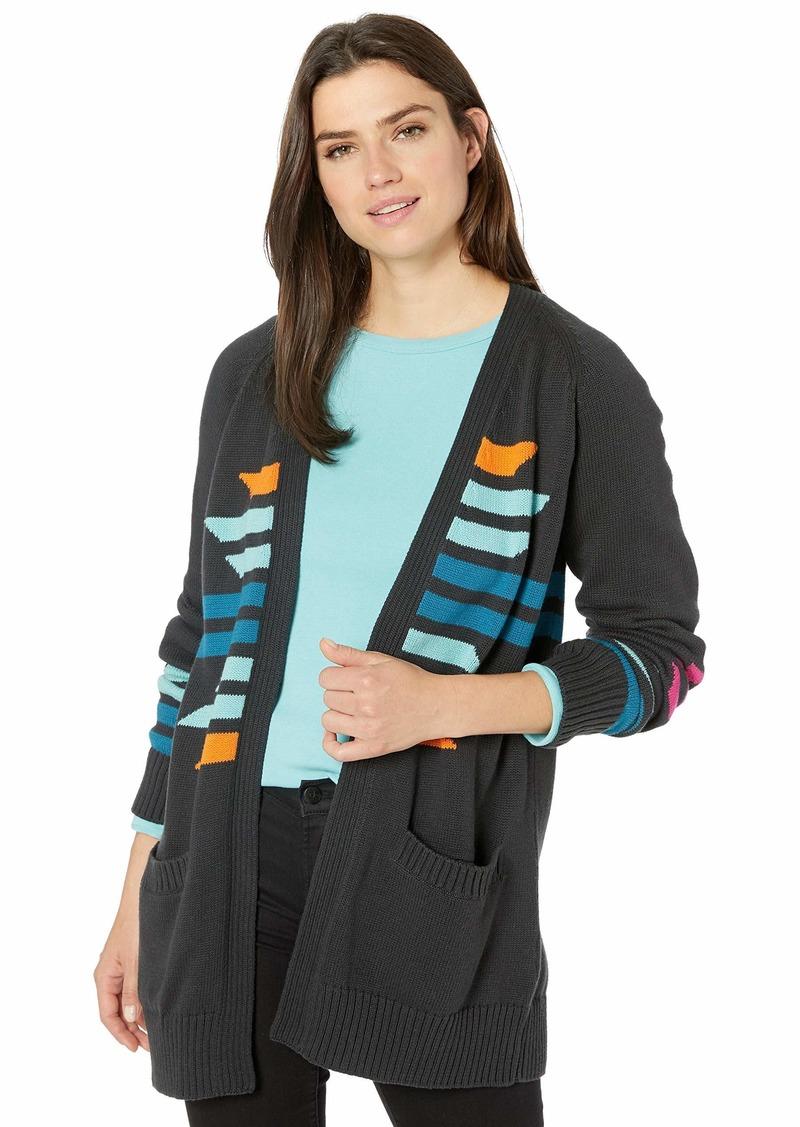 Pendleton Women's Cactus Bloom Cardigan Sweater  XL