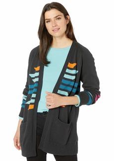 Pendleton Women's Cactus Bloom Cardigan Sweater  SM