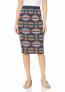 Pendleton Women's Chief Joseph Sweater Skirt  XS