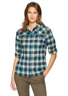 Pendleton Women's Christina Plaid Shirt  L