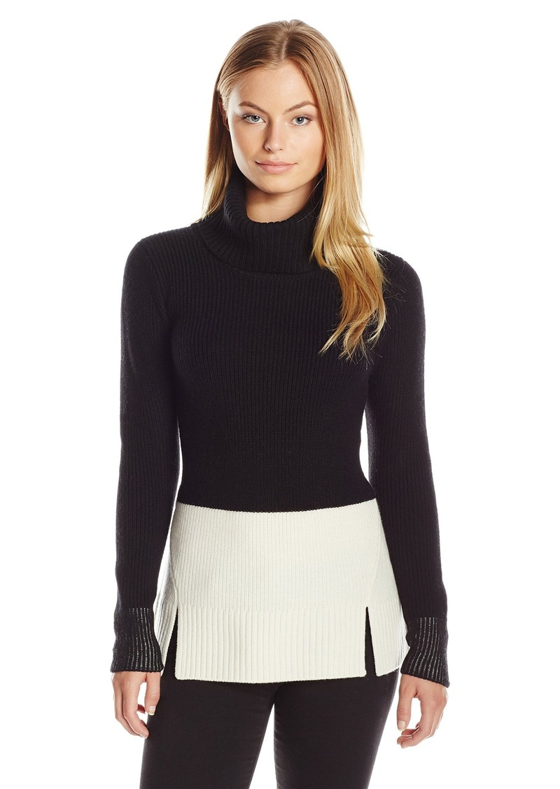 Pendleton Pendleton Women's Size Colorblock Tunic Sweater Petite ...