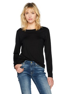 Pendleton Women's Crew Neck Wool Tee  MD