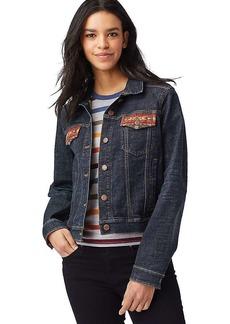 Pendleton Women's Denim/Wool Jean Jacket