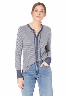 Pendleton Women's Double Side Henley  MD