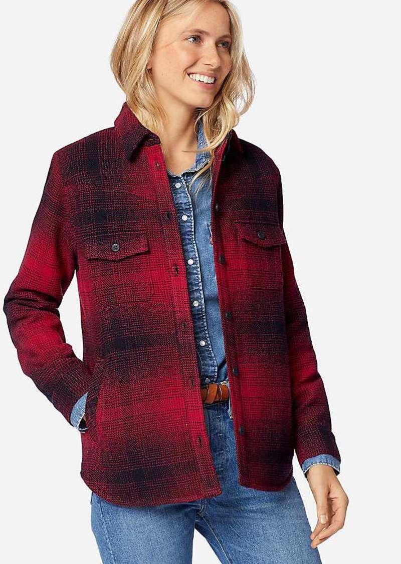 Pendleton Women's Fremont Shirt Jacket