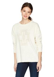 Pendleton Women's Harding Design Pullover Sweater  MD