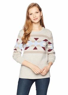91ae5647357 Pendleton Women s Heritage Merino Pullover Sweater XS