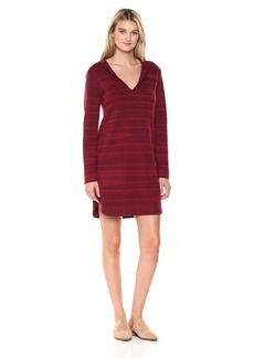 Pendleton Women's Hooded Merino Sweater Dress  LG